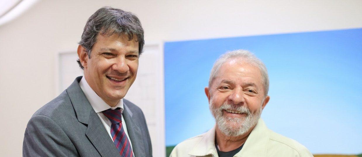 lula escolhe haddad presidencia e1539108952624 - Lula assina nova procuração para que Haddad volte a advogar para ele