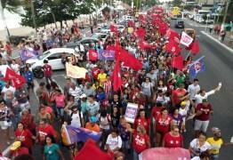 Protestos contra candidatura de Bolsonaro ocorreram em várias cidades pelo país