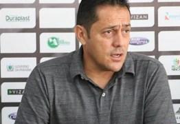 Maurílio Silva chega ao Treze planejando conquistar títulos e fazer história dentro do clube