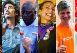 Ativista, jornalista, médium e youtuber: quais são as novas caras da Câmara