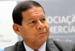 'Quem ameaça parlamentar está cometendo crime contra democracia', diz Mourão