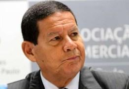 DESMENTIU: Mourão nega declaração sobre caso envolvendo ministro Sérgio Moro