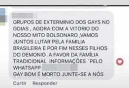 Grupo para extermínio de gays é investigado pela polícia em Goiás