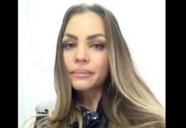 Justiça ordena que Pâmela Bório retire imagem de Coriolano Coutinho de rede social; LEIA DECISÃO