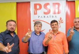 Em nota, PSB não confirma apoio a Vitor Hugo na disputa pela prefeitura de Cabedelo e diz que antes avaliará quadros
