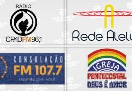 IBOPE DAS RÁDIOS: saiba quais as rádios religiosas mais ouvidas em João Pessoa