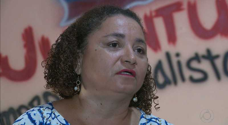 rama dantas 2 - Rama Dantas marca coletiva à imprensa: 'considero o processo eleitoral uma farsa'
