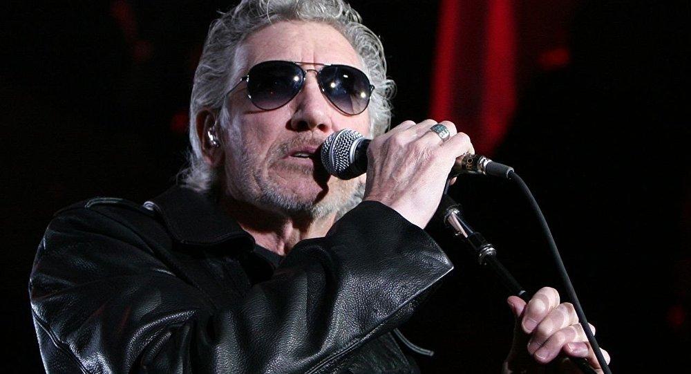roger waters - JUSTIÇA ELEITORAL MANDOU AVISAR: Roger Waters pode ser preso se fizer manifestação política em show