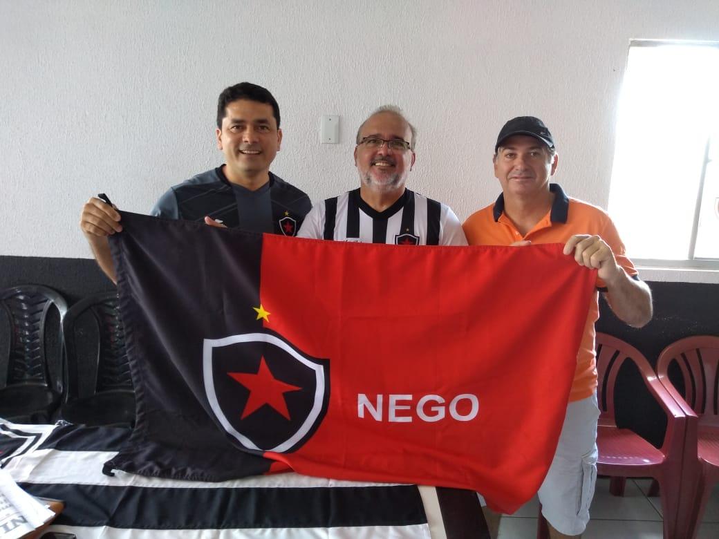 sérgio meira botafogo pb - Botafogo-PB elege Sérgio Meira como novo presidente