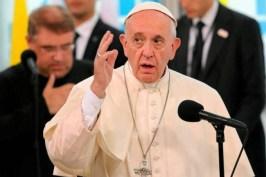 size 960 16 9 papa francisco durante jmj - Papa admite histerectomia quando gravidez é inviável