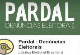 ELEIÇÕES 2018: Aplicativo pardal já contabiliza 620 denúncias na Paraíba