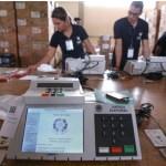 urnas - ELEIÇÕES 2020: urnas começam a ser distribuídas nas seções de votação para segundo turno em JP