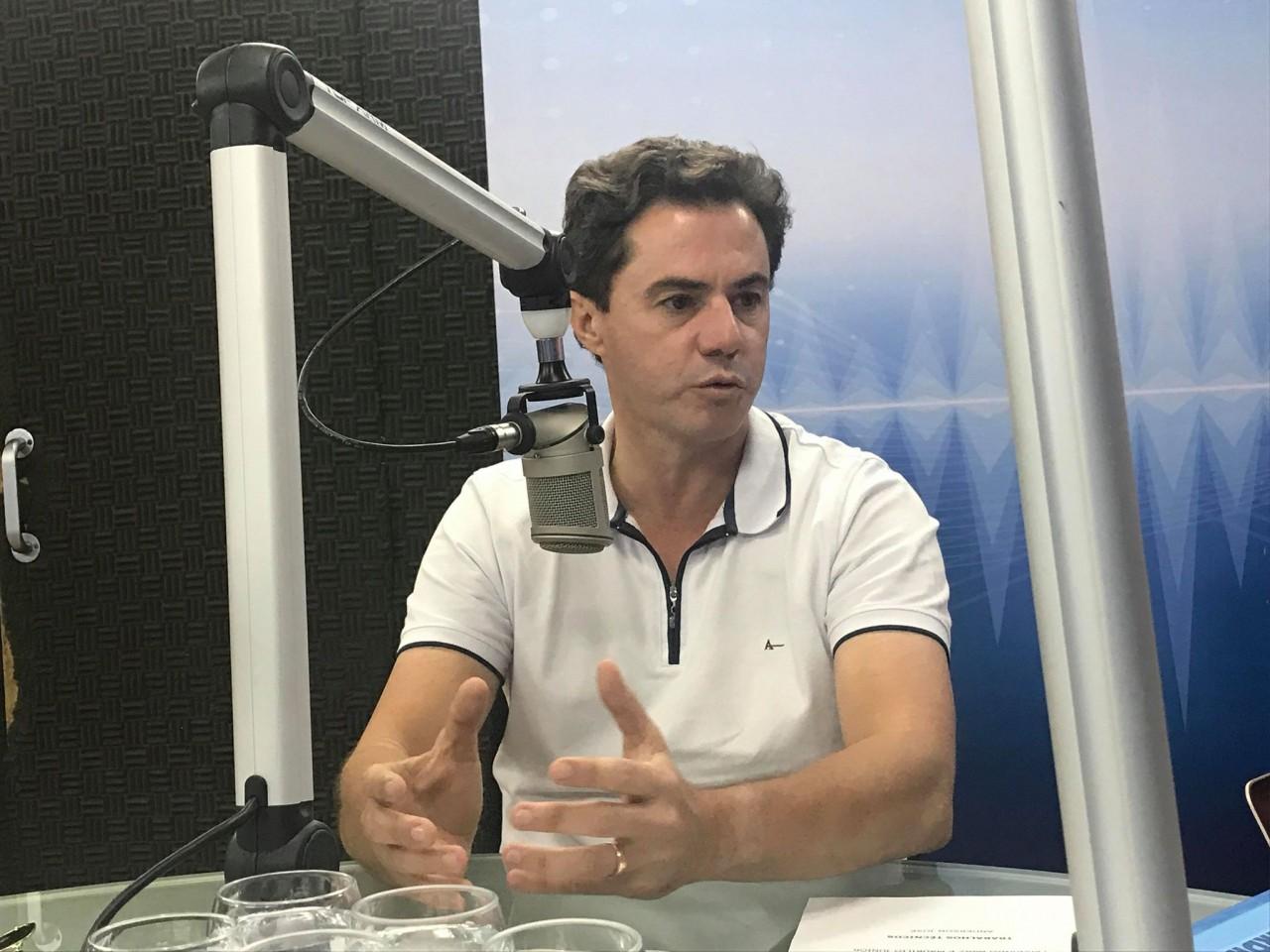 veneziano 2 - Veneziano diz que não mudara de opinião sobre apoio ao candidato a presidente 'não sou oportunista' - VEJA VÍDEOS