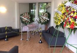 Corpo de Zibia Gasparetto é velado em cemitério em SP