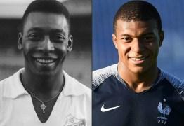 Encontro inédito entre Pelé e Mbappé é cancelado