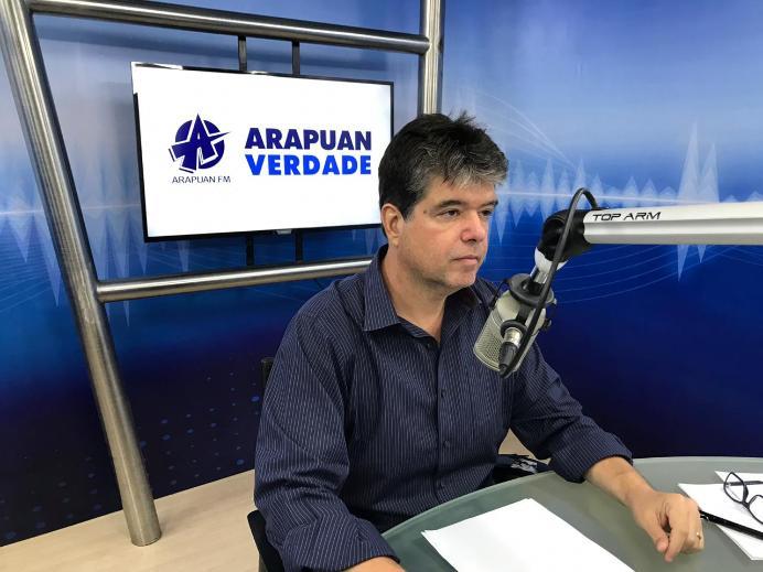 Ruy Carneiro afirma que a corrupção causou a queda do PSDB nas eleições