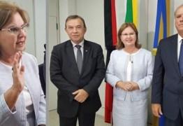 Desembargadora Fátima Bezerra toma posse no TRE-PB
