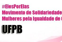 Governo do Estado e UFPB realizam Congresso Brasileiro ElesporElas; confira
