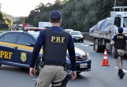 HIRCUS: Operação da PRF apreende quase 300 veículos roubados na Paraíba