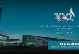 VEJA VÍDEO: Centro de Convenções será palco do Centenário da Assembleia de Deus na Paraíba
