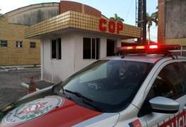 Bando armado invade depósito do Fisco Estadual, rende vigilante e leva arma, colete e mercadorias