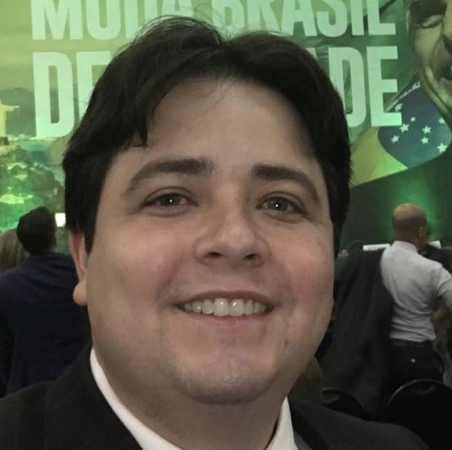 Carlisson Figueiredo - GOVERNO DE TRANSIÇÃO: Advogado de 34 anos é o 5º paraibano a integrar equipe de Bolsonaro