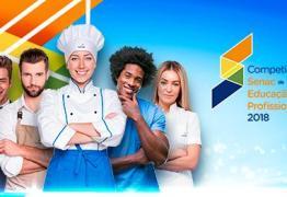 Paraíba participa da maior competição nacional de Educação Profissional do Comércio