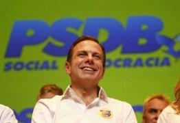 """""""Esquerda pra valer não tem mais espaço no PSDB"""", diz João Dória"""