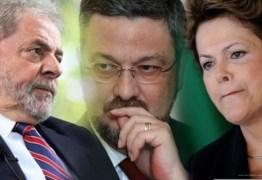 Lula, Dilma e Palocci viram réus por suspeita de organização criminosa