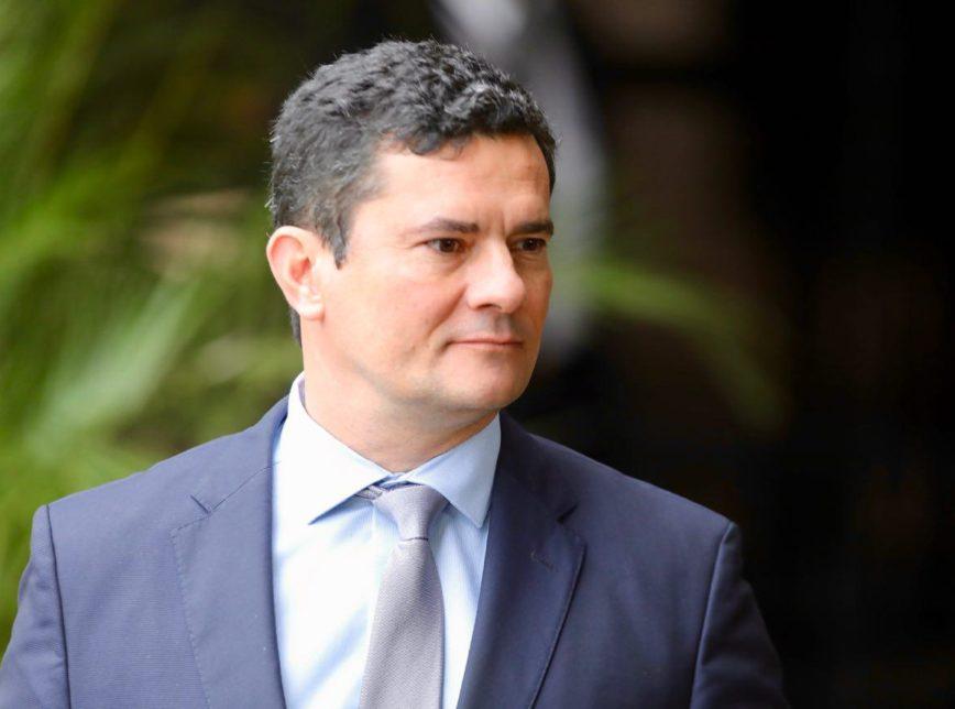 MORO 1 - Sérgio Moro anuncia Maurício Valeixo como diretor da Polícia Federal