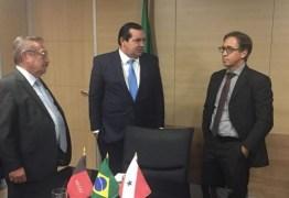 Senado aprova emenda de Maranhão para o Dnocs iniciar obras do Ramal de Piancó da Transposição
