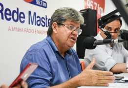 João faz balanço da reunião com bancada federal e consegue R$ 59 milhões para obras em 2019
