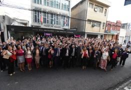 Carlos Fábio quer levar cuidado com a mulher advogada para OAB-PB; mulheres da chapa comentam representatividade