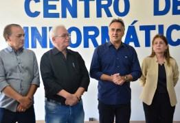 Luciano Cartaxo entrega pavimentação e facilita acesso ao Centro de Informática da UFPB em Mangabeira