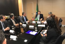 Ministério da Integração aprova projeto da PMJP para contenção da erosão da barreira do Cabo Branco e ministro promete lutar para empenhar recursos