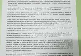 Com aval da executiva estadual, PSB de Bayeux rompe com prefeito interino Noquinha – LEIA A CARTA