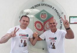 Coronel Sobreira e TC Jean Benício são reeleitos na Caixa Beneficente com uma diferença de mais de 200 votos