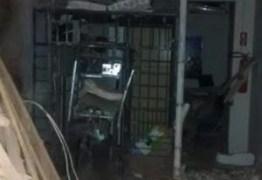 Grupo explode agência do Banco do Bradesco de Camalaú, no Cariri