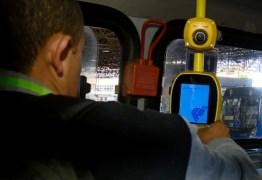 SINTUR-JP: Cadastro para biometria facial em ônibus de João Pessoa encerra com 95% dos estudantes atendidos