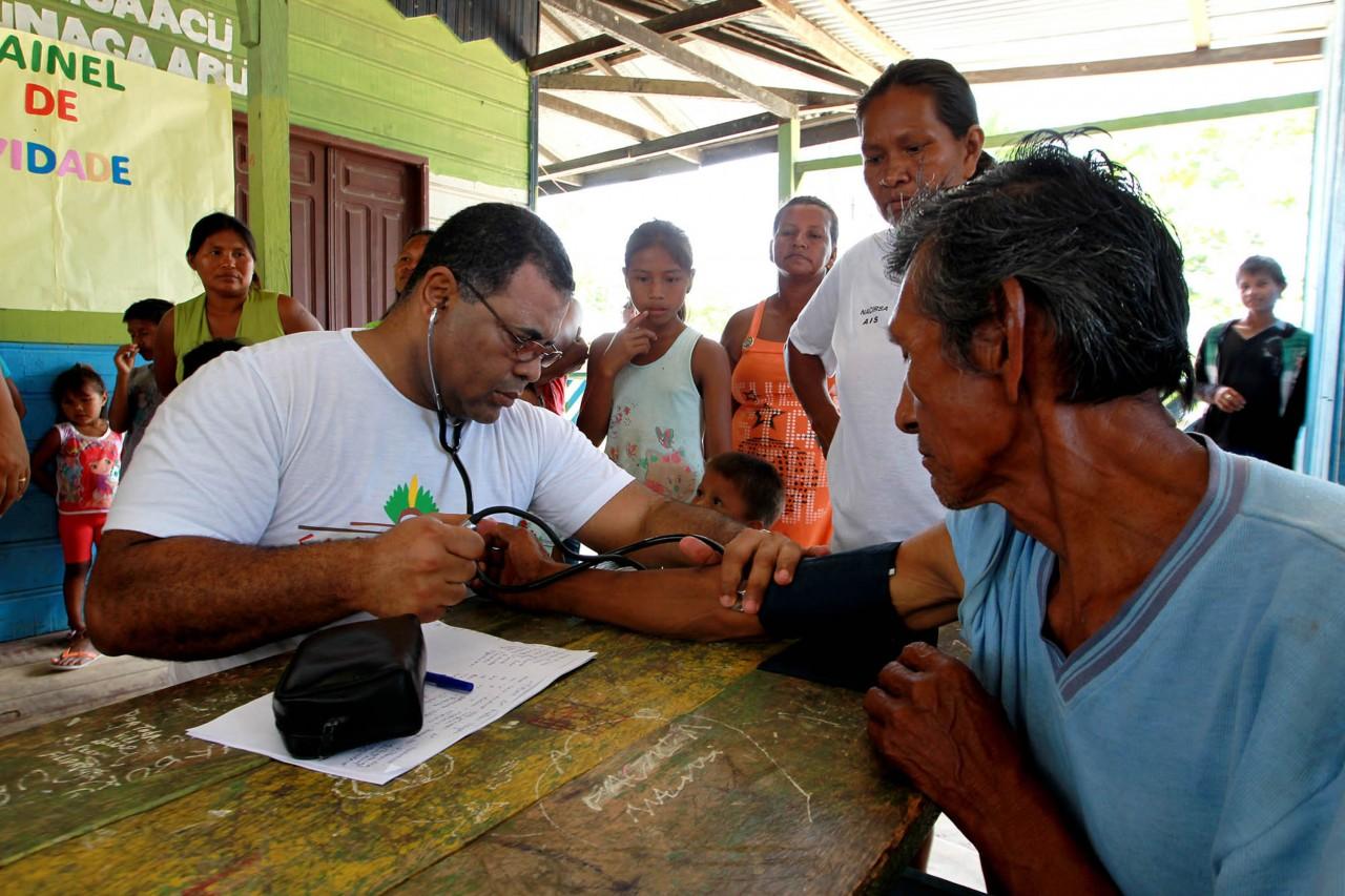 Edital para o Mais Médicos tem 128 vagas em 79 municípios na PB