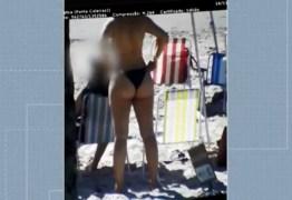 Funcionários públicos usam câmeras de segurança da cidade para filmar mulheres na praia – VEJA VÍDEO