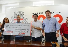 Nesta quinta, Cartaxo libera mais de R$ 1,3 milhão em crédito a 251 microempreendedores