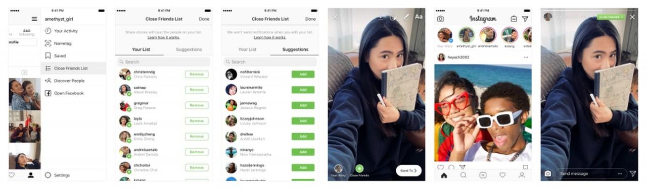 close friends full en - Instagram ganha lista 'Melhores Amigos' para enviar Stories com privacidade