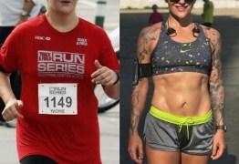 Após uma baita ressaca, ela prometeu mudar e secou 24 kg em 6 meses