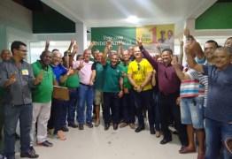 Coronel Francisco é reeleito para a Presidência do Clube dos Oficias da Paraíba