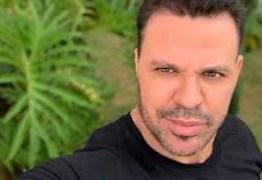 """Eduardo Costa diz que é evangélico e anuncia gravação de CD Gospel: """"eu sou um milagre"""""""
