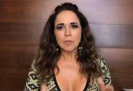 Daniela Mercury vai à Justiça contra deputado e pastor baiano por injúria