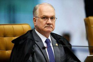 fachin 300x200 - Fachin nega pedido de Lula para suspender processo do Instituto