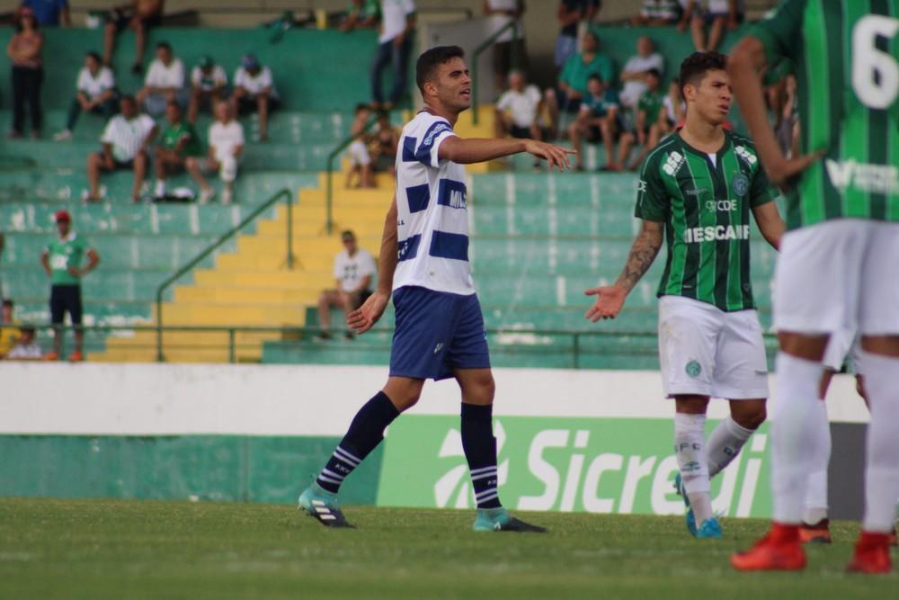 Lateral-direito do Alecrim revela acerto com o Botafogo-PB para a temporada de 2019