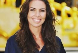 Glenda Kozlowski será transferida para o SporTV